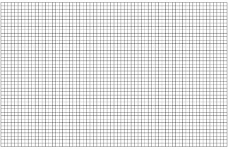 Tabloid Graph Paper Templates