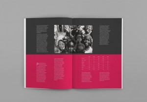 free indesign newsletter template by stockindesign