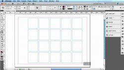 create indesign grids with the gridify feature