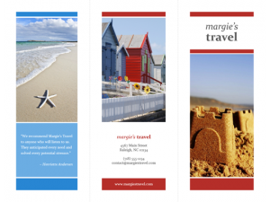 Travel Brochure 3
