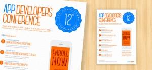 App Developers Conference Flyer