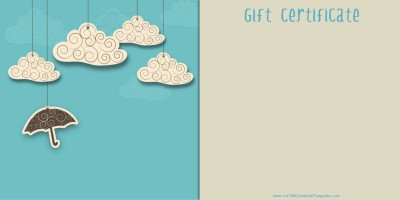 Free Gift Certificate Templates The Grid System – Template for Gift Card
