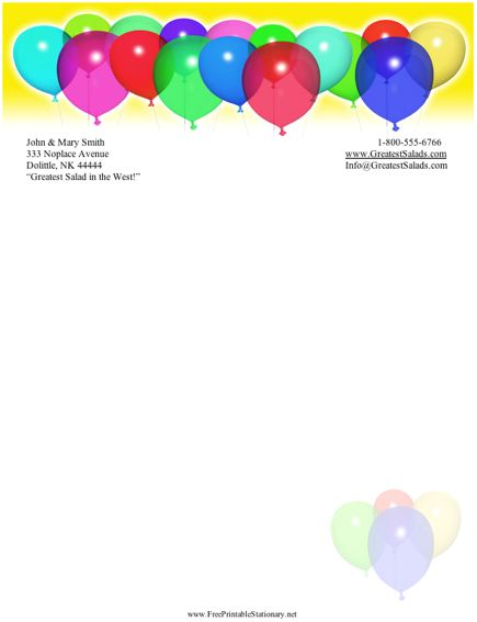 Free Party Invitation Templates - The Grid System