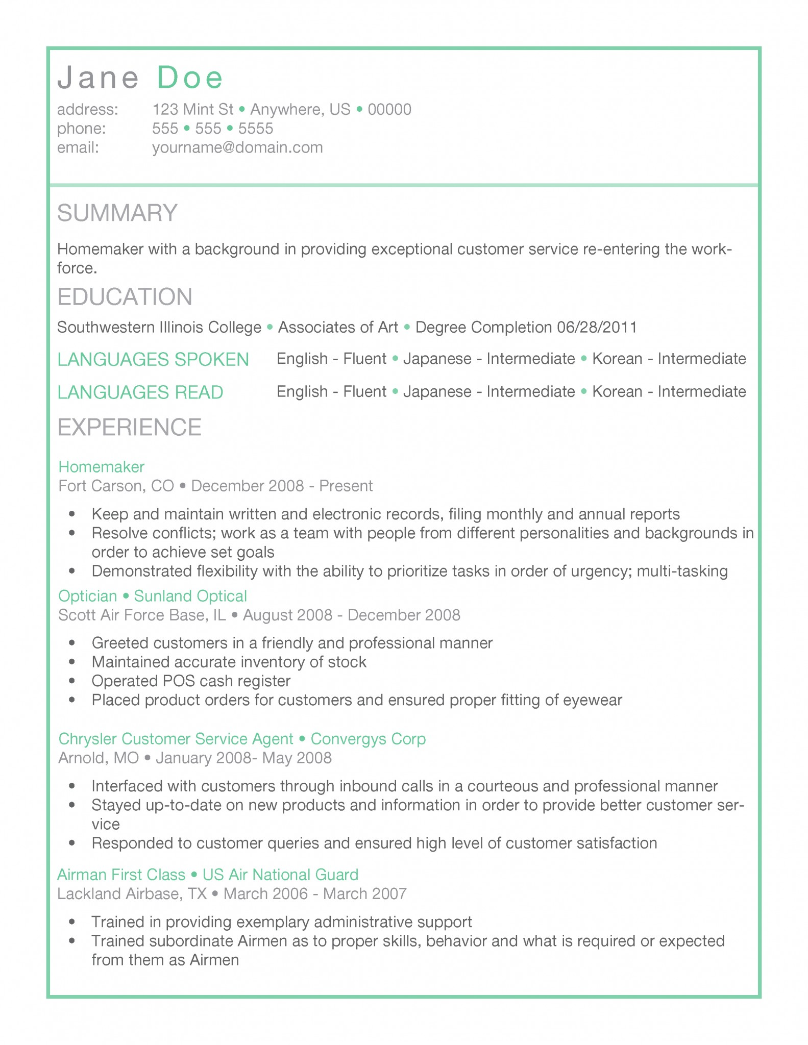 new slick resume templates pack the grid system box of mint resume template by thegridsystem
