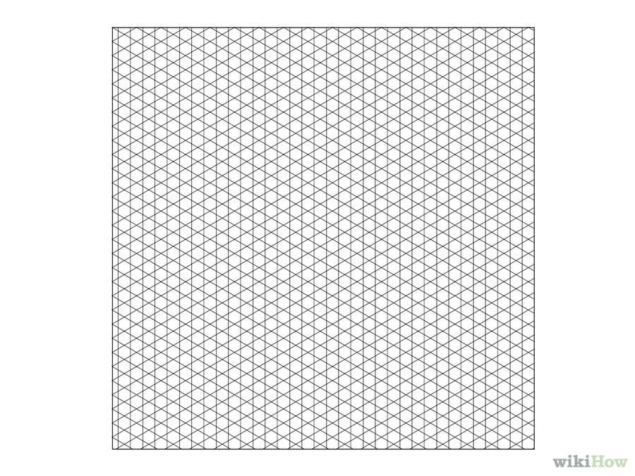 create an isometric grid in adobe illustrator